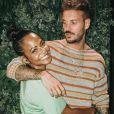 Christina Milian et M Pokora prennent la pose sur Instagram.