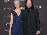 Keanu Reeves en couple : l'acteur officialise avec Alexandra Grant