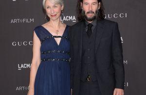 Keanu Reeves en couple : l'acteur officialise avec Alexandra Grant