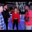 """Azzize Diabaté, Denitsa et Chris Marques- Prime spécial juge de """"Danse avec les stars"""" le jeudi 7 novembre 2019."""