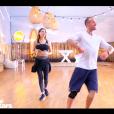 Sami, Fauve Hautot et Candice Pascal - Prime spécial juges de Danse avec les stars 2019, le 7 novembre 2019.