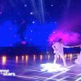 """Anthony Colette et Elsa Esnoult dansent sur """"Un roman d'amitié"""" pour leur 2nde danse de la soirée- Danse avec les stars 2019."""