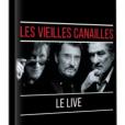 DVD Les Vieilles Canailles Live, paru le 8 novembre 2019.
