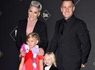 Pink honorée devant ses enfants : le look très rock de Willow, 8 ans