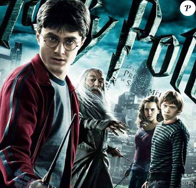 """""""Harry Potter et le Prince de Sang-Mêlé""""... carton absolu du moment dans les salles !"""