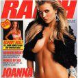 La belle Joanna Krupa en couverture de Ralph !