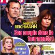 """Magazine """"Ici Paris"""" en kiosques le 13 novembre 2019."""