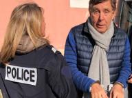 Jean-Pierre Foucault menotté par la police, la photo buzz