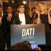 Rachida Dati en campagne à Paris : la candidate sur tous les fronts