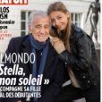 Couverture du nouveau numéro de Paris Match, en kiosque le 14 novembre 2019