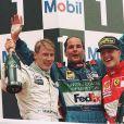 Michael Schumacher Grand Prix de Formule 1 à Hockenhein le 18 octobre 1997