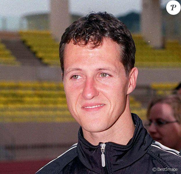 Michael Schumacher à Monaco le 10 mai 1999