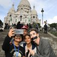 Exclusif - Rendez-vous avec Tape Face à Montmartre le 30 septembre 2019, en vue de sa promotion parisienne à Bobino du 6 Novembre au 5 Janvier. © Denis Guignebourg/BestImage