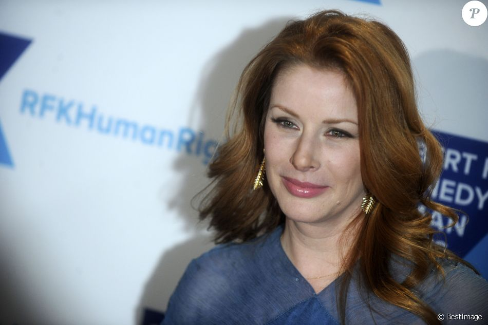 Diane Neal lors de la cérémonie des ''Ripple of Hope Awards 2016'' à New York, le 6 décembre 2016. © Future-Image via ZUMA Press/Bestimage