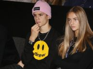 Romeo Beckham : Look très Justin Bieber pour une sortie avec sa petite amie