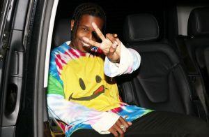 A$AP Rocky : De retour en Suède, où il avait été arrêté et emprisonné