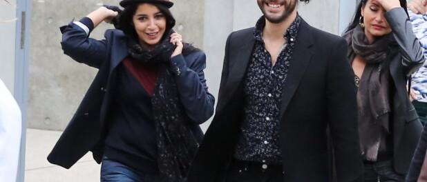 Leïla Bekhti, enceinte : En couple en couv' avec Tahar Rahim, une première