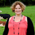 """Aude, éleveuse de vaches laitières en Bretagne. """"L'amour est dans le pré 2018"""""""