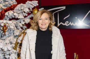 Valérie Trierweiler et Anne Roumanoff jouent les mères Noël