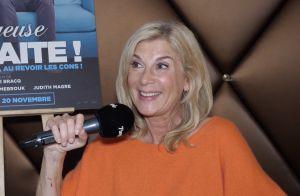 Michèle Laroque (Joyeuse Retraite) : Sa scène