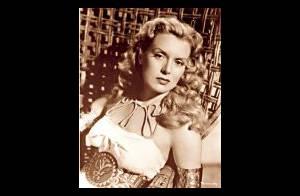 Brenda Joyce, l'une des interprètes de Jane dans Tarzan, est morte...