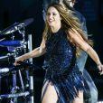 Concert de Shakira en clôture de la Coupe Davis à Madrid, le 24 novembre 2019.