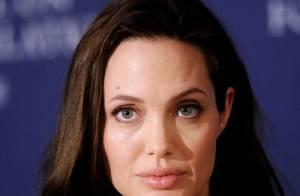 Angelina Jolie : Maman de six enfants, elle n'hésite pas... à se rendre en Irak, dévasté par la guerre ! Regardez !