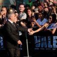 Luc Besson à la première de 'Valerian and the City of a Thousand Planets' au théâtre Chinois à Hollywood, le 17 juillet 2017 © Chris Delmas/Bestimage