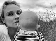 Diane Kruger : à tout juste un an, sa fille lui mène déjà la vie dure