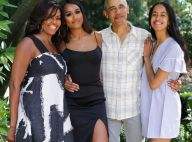 Barack Obama en famille : sa fille Sasha ultra sexy pour Thanksgiving