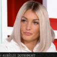 """Aurélie Dotremont invitée dans """"Crimes"""" sur NRJ 12 - lundi 2 décembre 2019"""