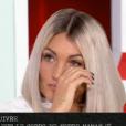 """Aurélie Dotremont invitée dans """"Crimes"""" - 2 décembre 2019, NRJ 12"""