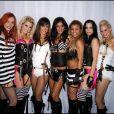 Les Pussycat Dolls 20/04/2005 - Londres