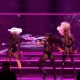 Les Pussycat Dolls sur le plateau de l'émission X Factor Celebrity le samedi 30 novembre 2019