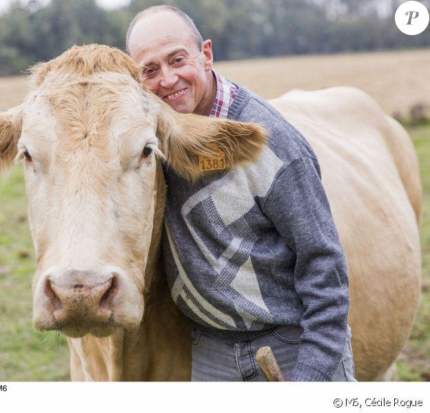 """Robert, 53 ans, éleveur de vaches et de canards, Landes - Candidat de """"L'amour est dans le pré 2019""""."""