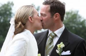 Le prince Christian de Schaumburg-Lippe et sa compagne Lena se sont mariés... au