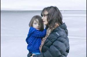 Quand Suri Cruise vole la vedette à maman Katie Holmes... c'est trop mignon !