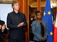 Surya Bonaly : Honorée dans sa ville natale, devant son fiancé Peter Biver