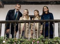Letizia et Felipe : Star Wars et bons voeux avec Leonor et Sofia pour finir 2019