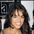 Michelle Rodriguez au Festival du film Latino de New York le 29 juillet 2009
