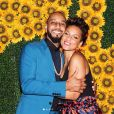 Alicia Keys et son mari SwizzBeatz fêtent leur 9 ans de mariage (août 2019).