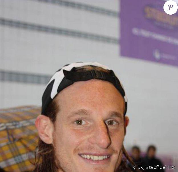 Mauro Cetto, papa depuis le 22 juillet 2009 d'un petit Gianluca