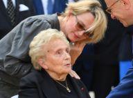 """Bernadette Chirac : """"Une personnalité hors normes"""" pour sa fille Claude"""
