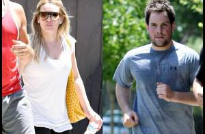 Quand Hilary Duff décide de maigrir, elle met aussi son boyfriend à la diète... Pas très sympa !
