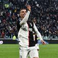 Cristiano Ronaldo - Match de Football - Juventus Turin vs Cagliari, Serie A, à Turin, le 6 janvier 2020.