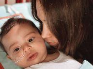 Cécilia (Koh-Lanta) : Retour à l'hôpital en urgence avec sa fille Sway (6 mois)