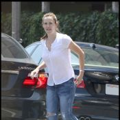 Jennifer Garner, Ben Affleck et la petite Violet forment la famille Bidochon... et ronchon !