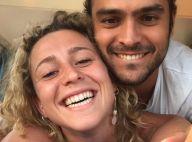Jérémy et Candice (Koh Lanta) en vacances : doux baisers sur la plage