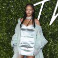 Rihanna à la soirée 'Fashion Awards 2019' au Royal Albert Hall à Londres, le 2 décembre 2019. © Steve Vas / ZumaPress / Bestimage 02/12/2019 - Londres