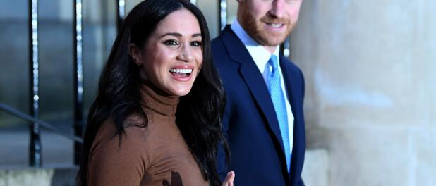 Harry et Meghan Markle : Altesses déchues, comment faudra-t-il les appeler ?